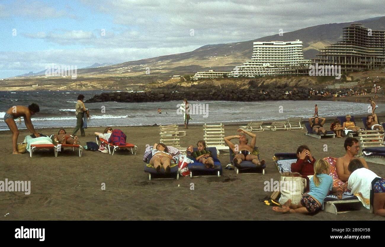 Weather playa de las americas