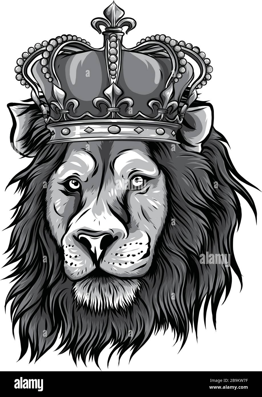Vector Black And White Tattoo King Lion Illustration Stock Vector Image Art Alamy Posted by free tattos at 3:13 am. https www alamy com vector black and white tattoo king lion illustration image350176163 html