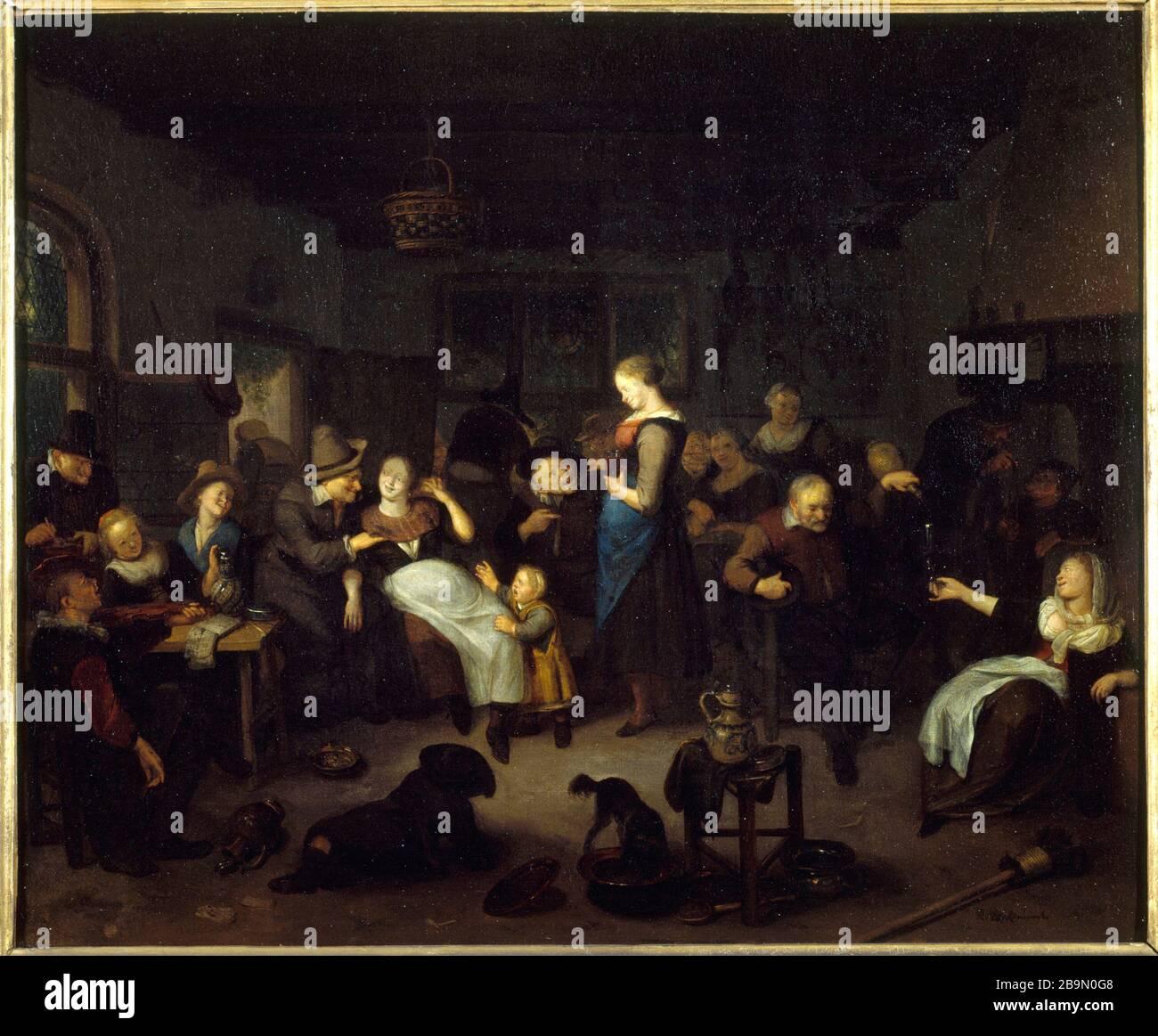 Print Brakenburgh Richard Celebration Of Birth