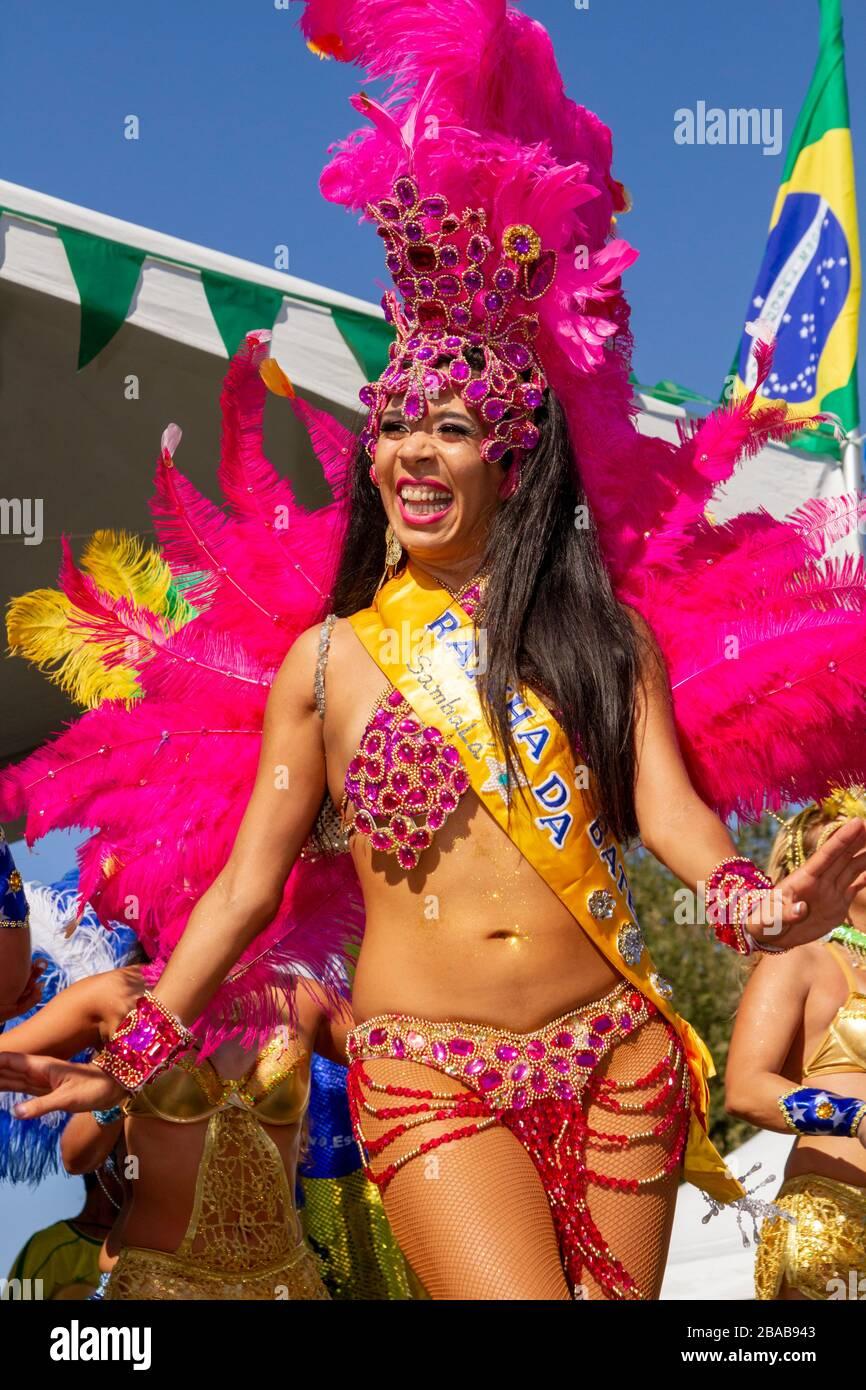 Brazilian Bikini Dance