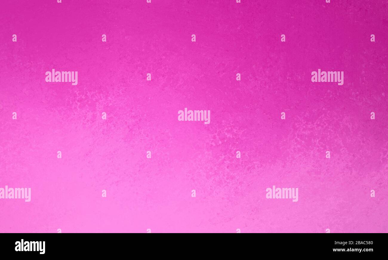 Hot Pink Background With Gradient Colors Of Pastel Pink And Hot