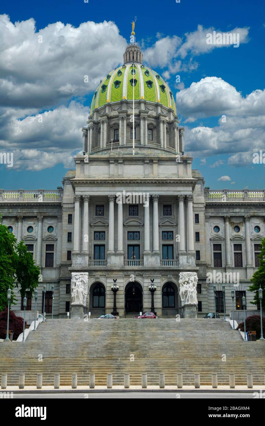 Harrisburg Pa High Resolution Stock Photography And Images Alamy