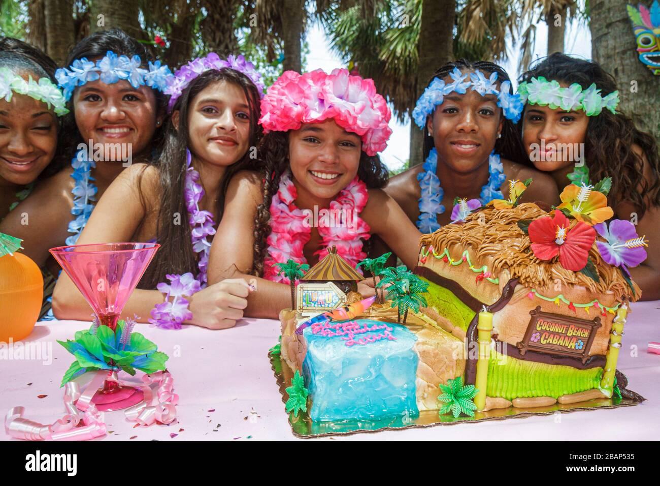 Astounding Miami Beach Florida North Beach North Shore Park Luau Party Funny Birthday Cards Online Alyptdamsfinfo