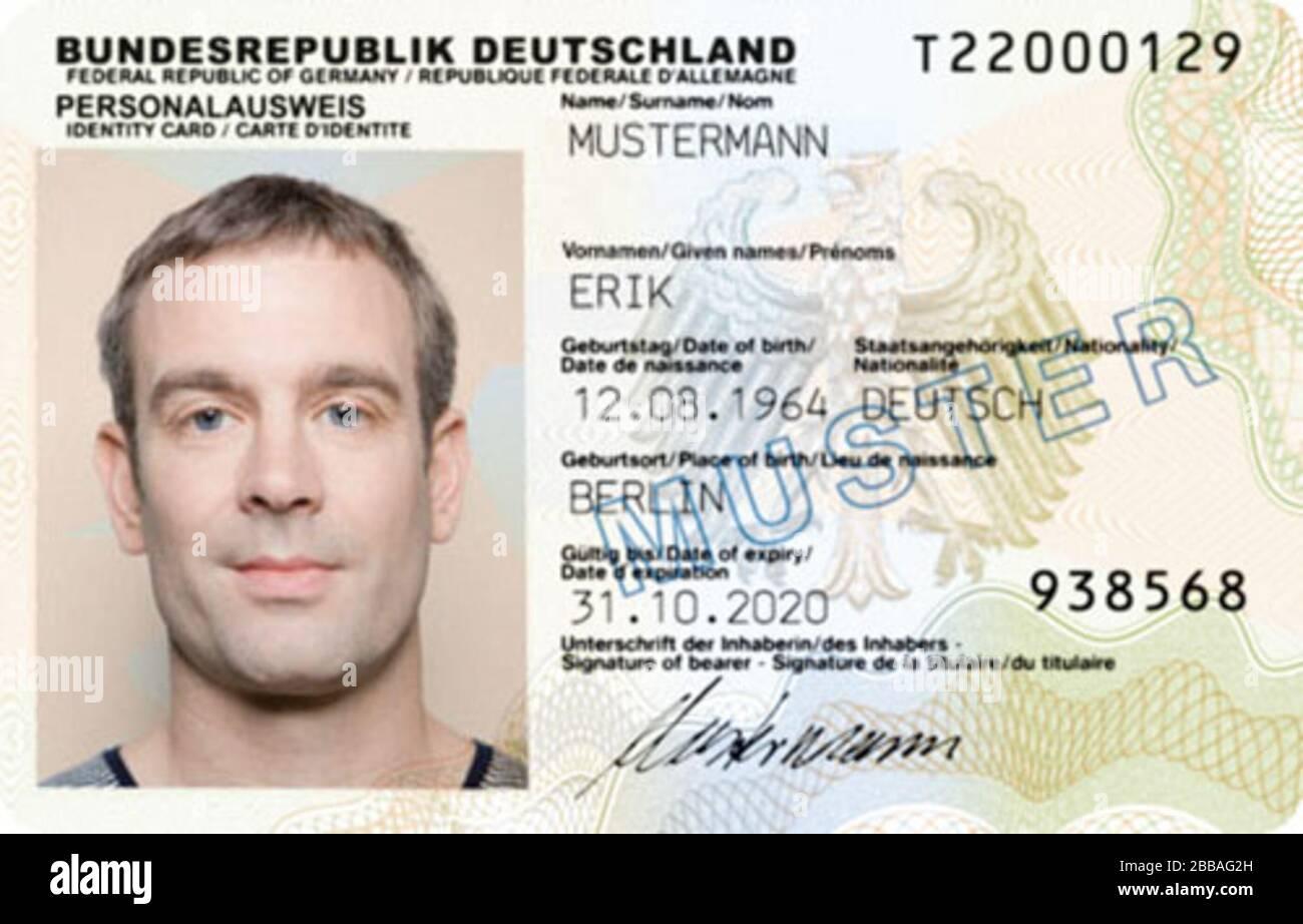 Neuer Personalausweis Soll Deutlich Teurer