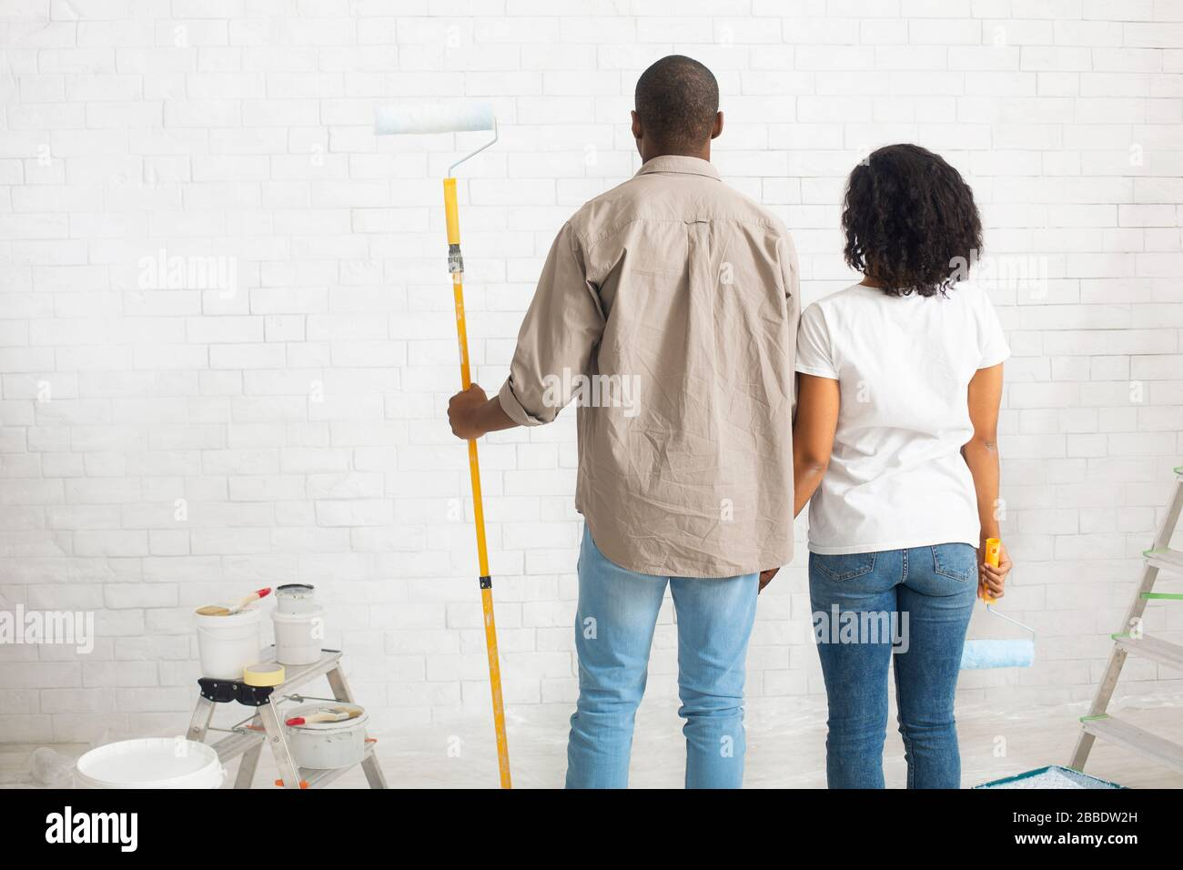 American Home Makeover home makeover stock photos & home makeover stock images - alamy
