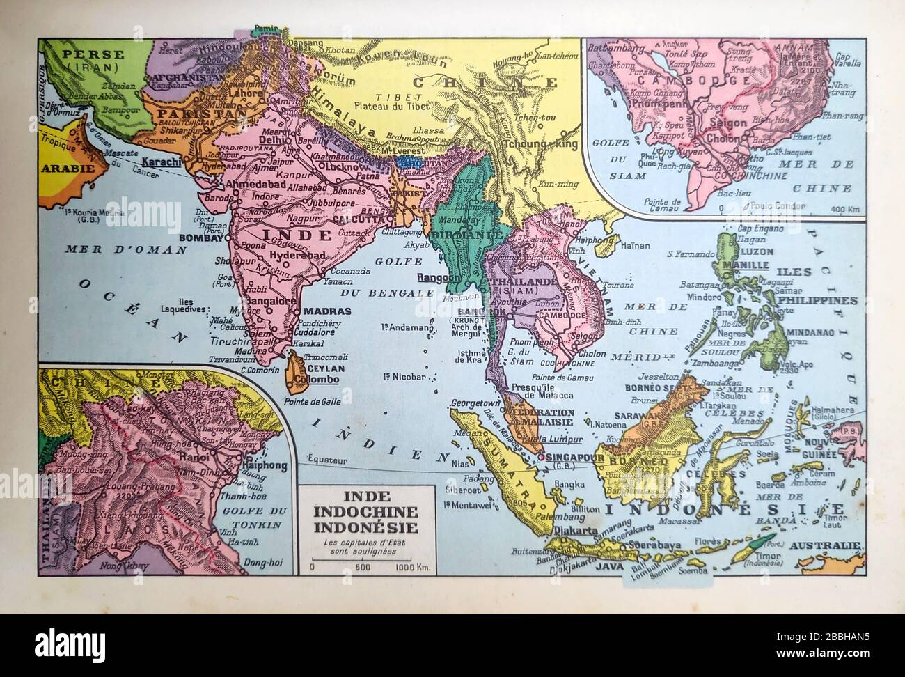 Picture of: Old Map Of Indonesia High Resolution Stock Photography And Images Alamy