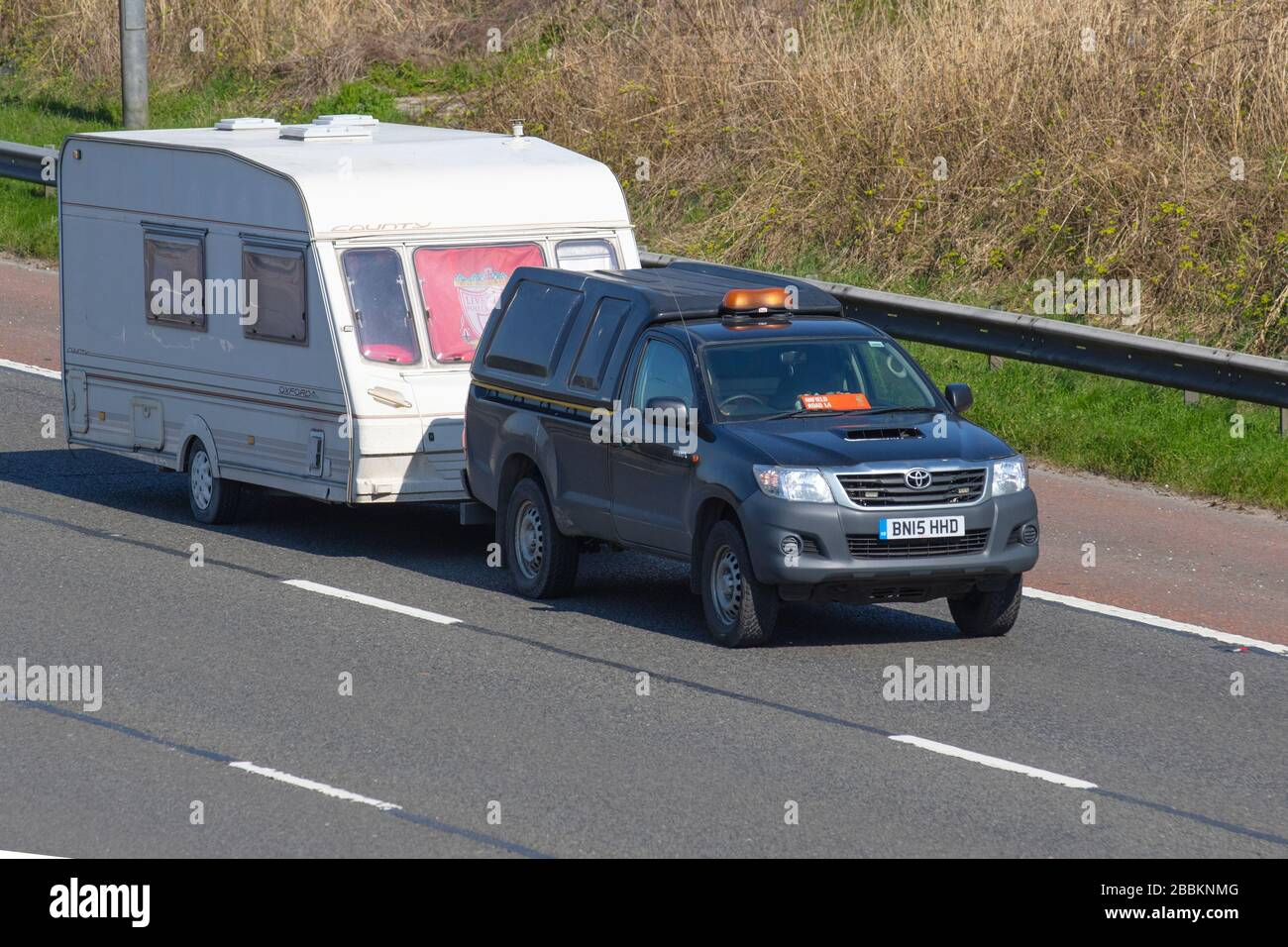 Toyota Camper Van High Resolution Stock Photography And Images Alamy