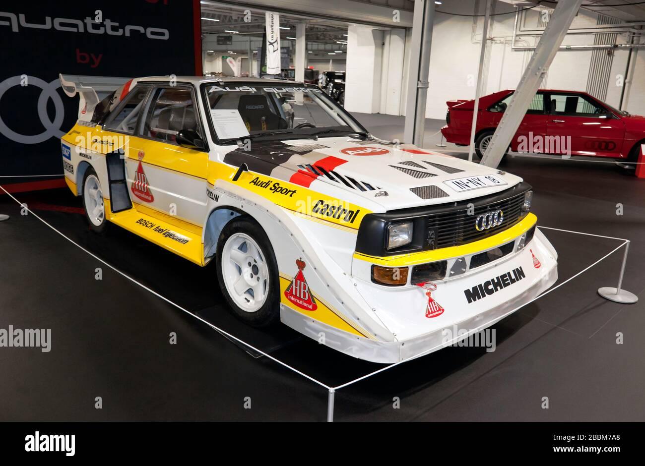 2020 Audi Sport Quattro Redesign