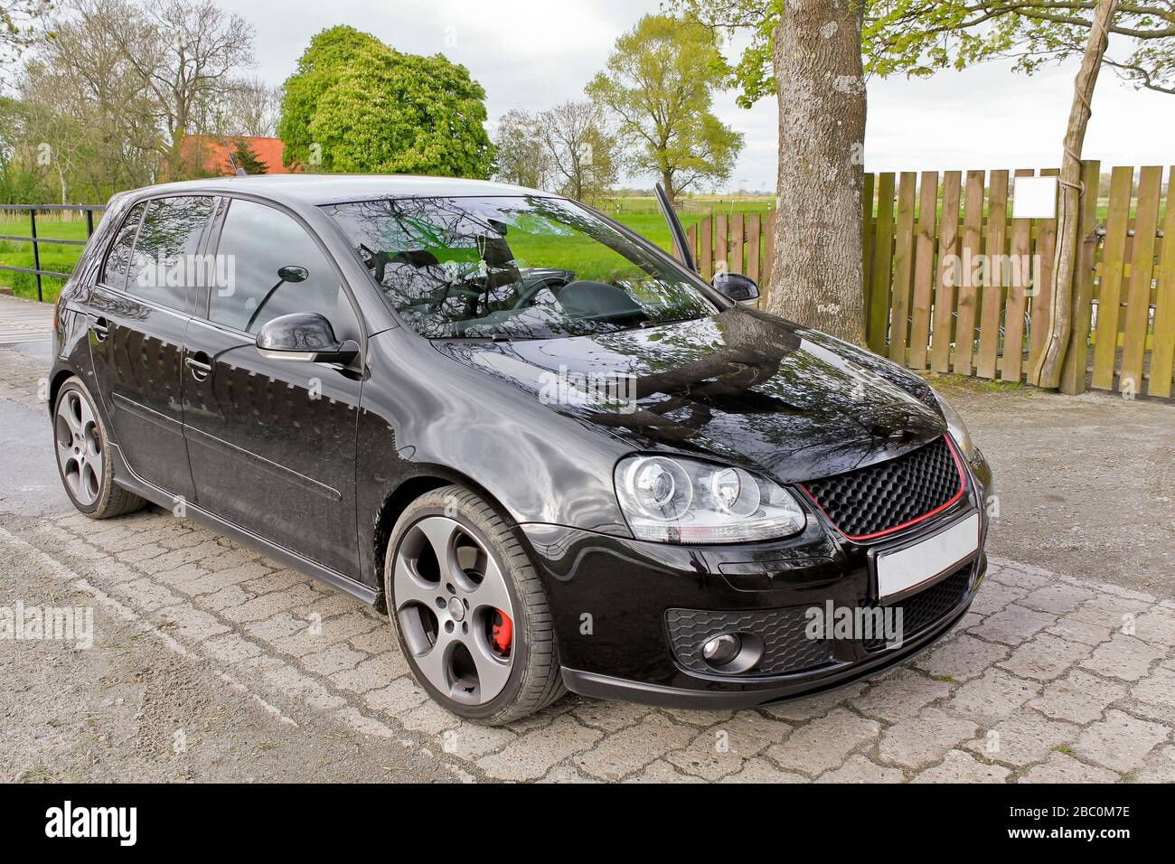 Volkswagen Golf Sport High Resolution Stock Photography And Images Alamy