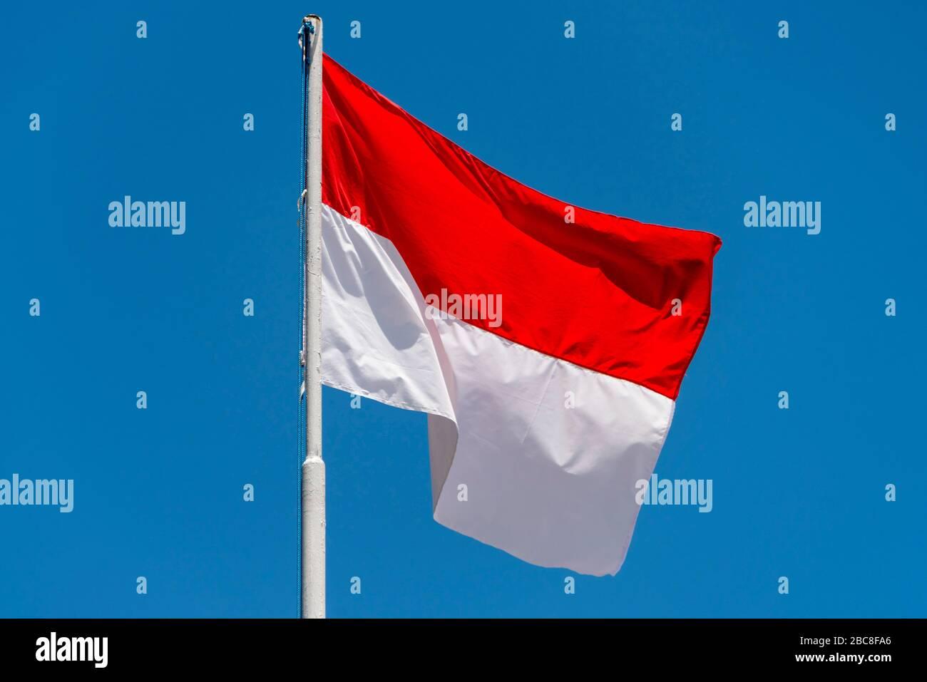 Bendera Merah Putih High Resolution Stock Photography And Images Alamy