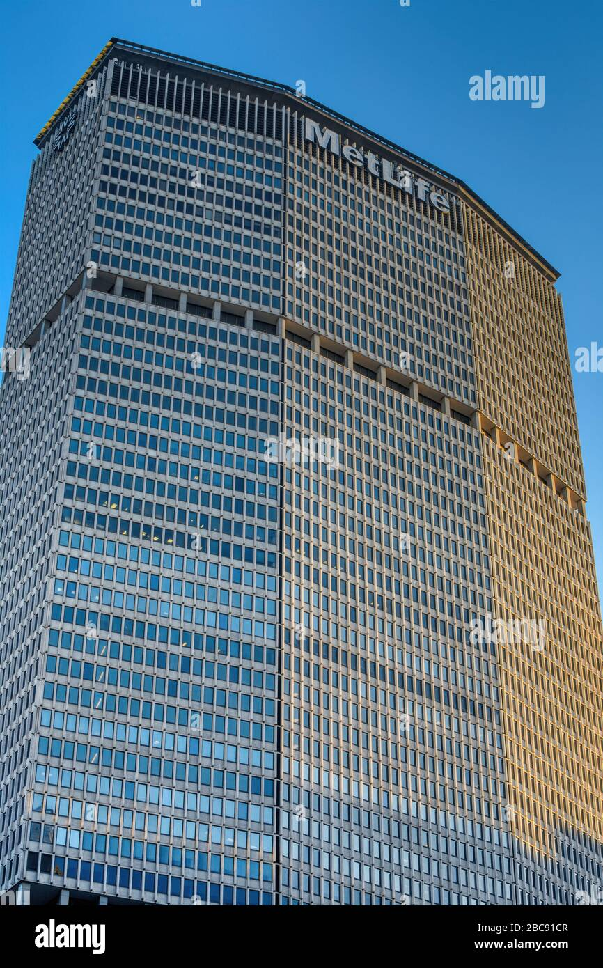 Pan Am Building In New York High Resolution Stock Photography and ...