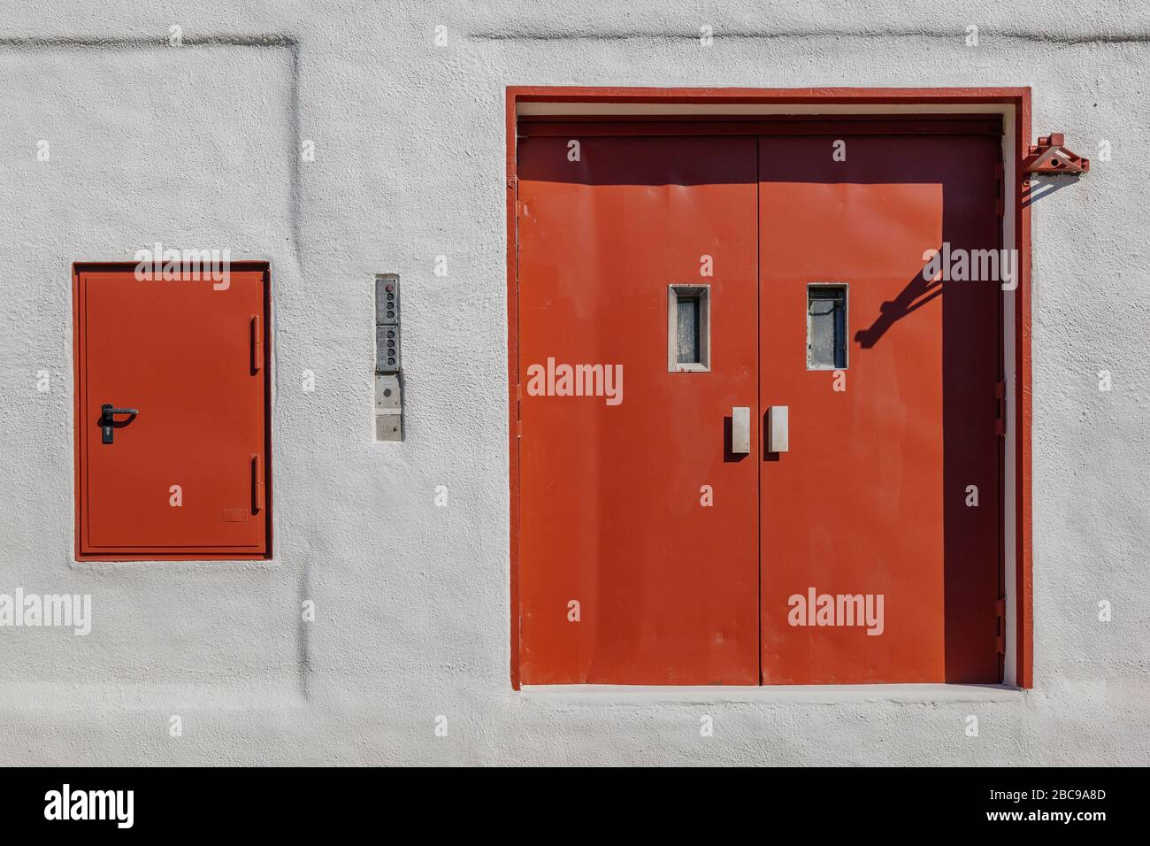 Double Door Gate High Resolution Stock Photography And Images Alamy
