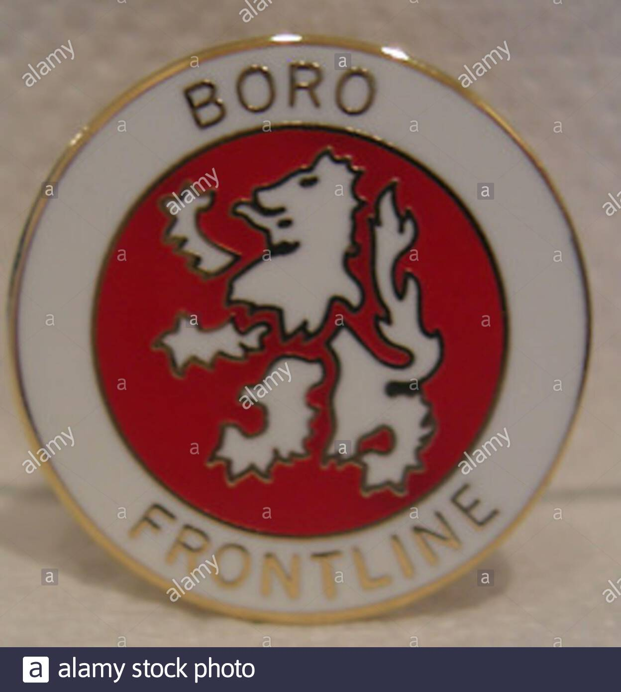 English Hooligan Firm Merchandise Ebay Http Www Ebay Co Uk Itm Middlesbrough Frontline Casual Hooligan Firm Ultra Badge 150715412232 Ht 500wt 1156 Dan Jud Stock Photo Alamy