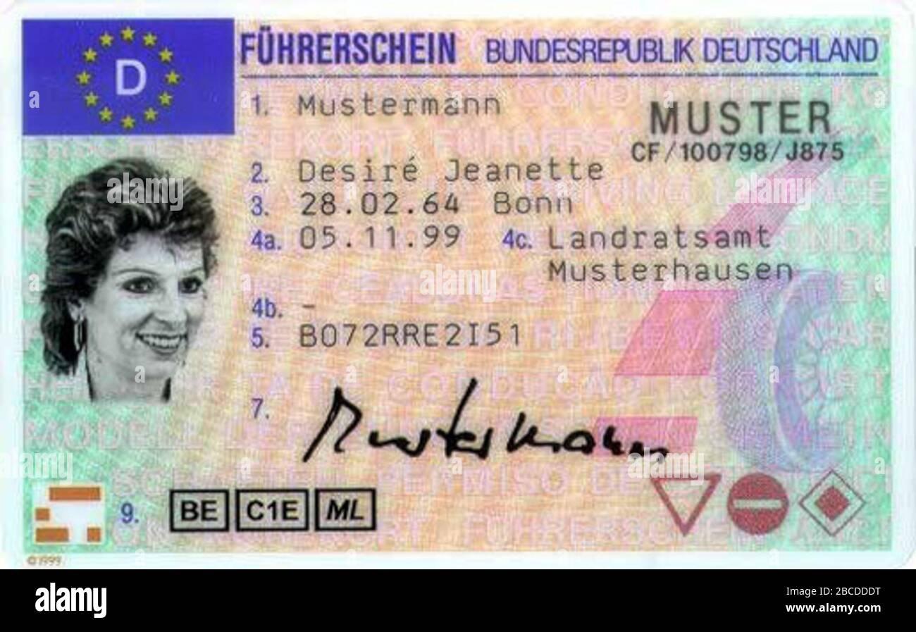 Eu Fuhrerschein Und Fahrerlaubnisrecht 1