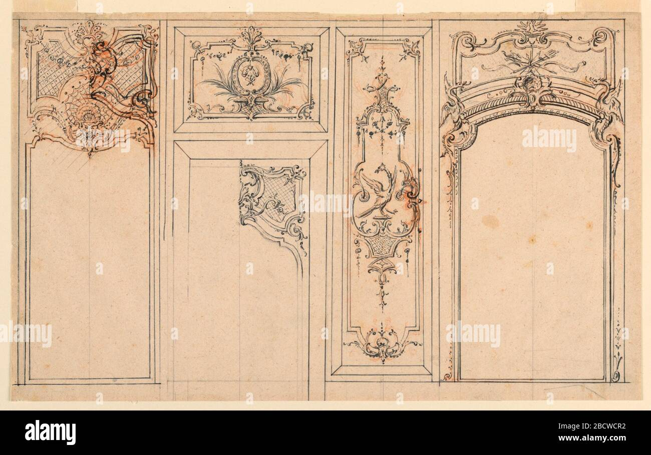 Overdoor Panel High Resolution Stock Photography And Images Alamy