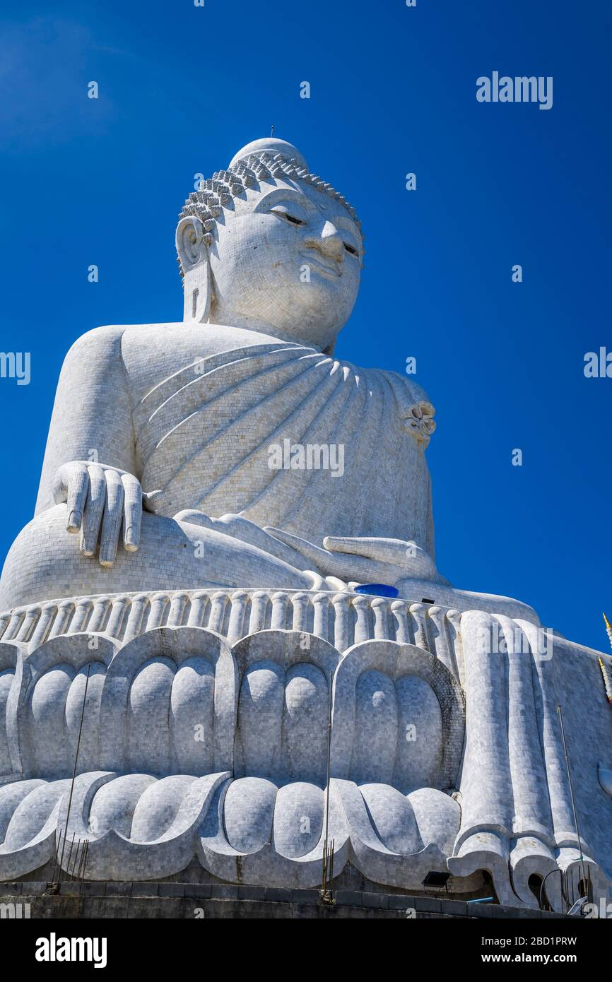 The Big Buddha (The Great Buddha) in Phuket, Thailand, Southeast Asia, Asia Stock Photo