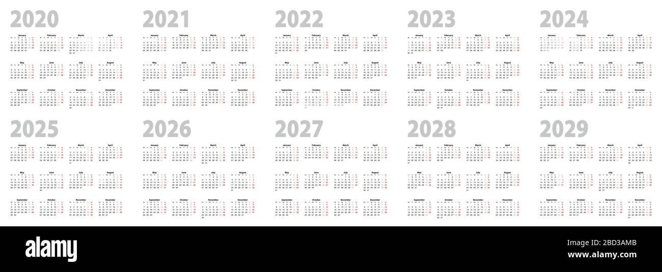 Calendrier Handball 2022 2023 Calendar set in basic design for 2020, 2021, 2022, 2023, 2024