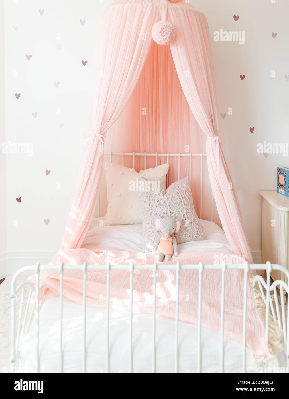 - Girl Bedroom Canopy High Resolution Stock Photography And Images