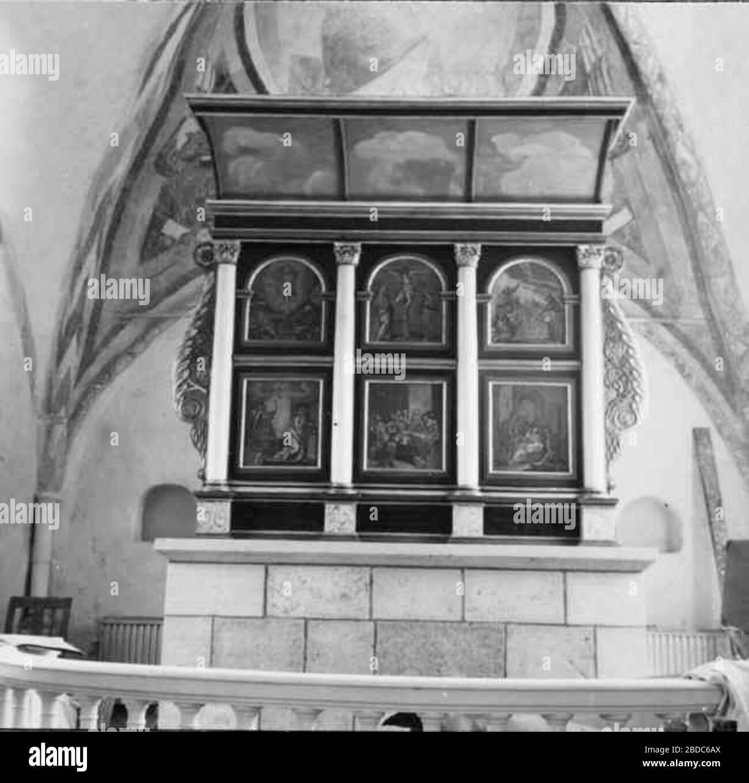 Dalkpinge kyrka - Wikiwand