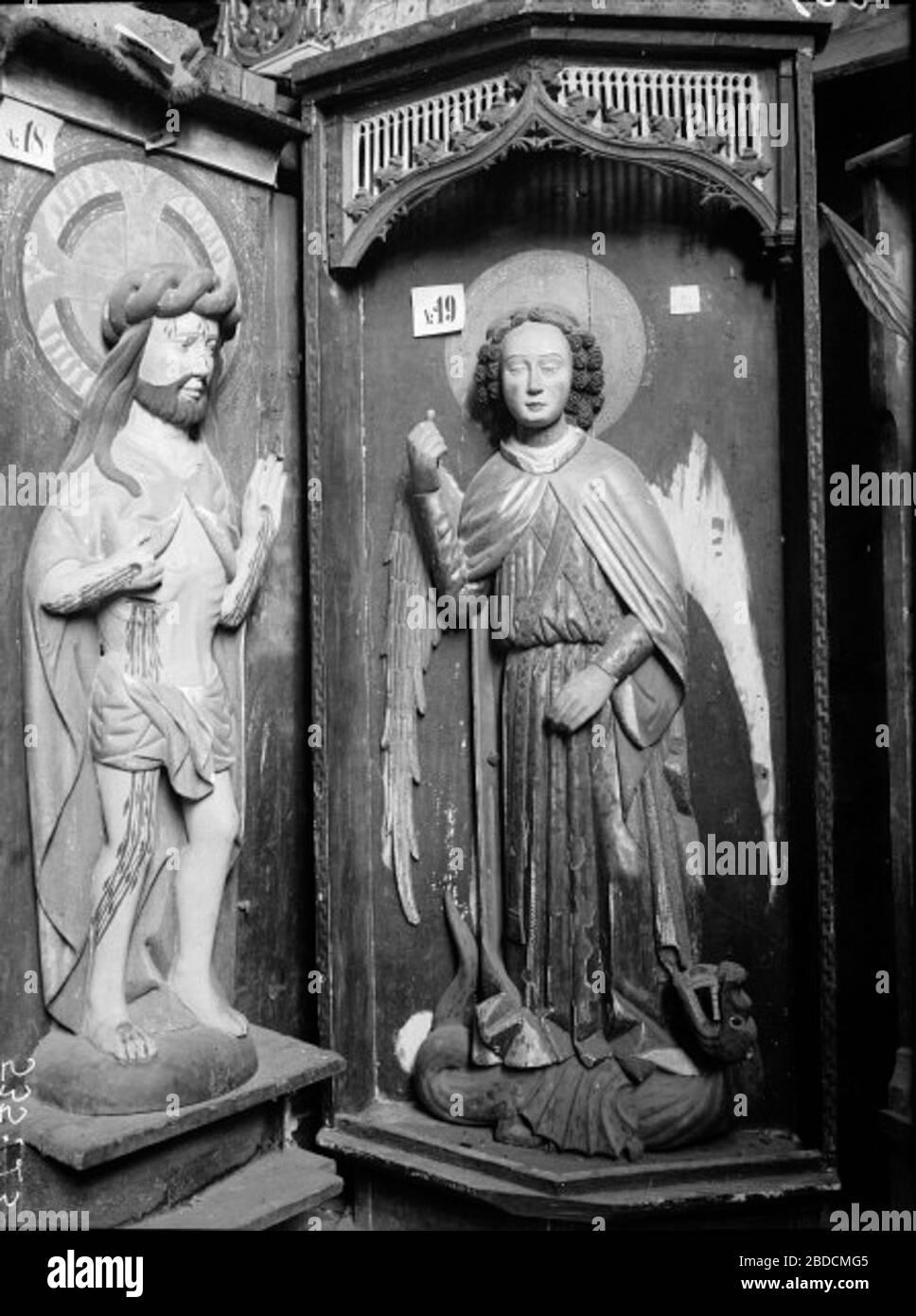 Fil:(Belgium) St. Michael & St. Gudula Cathedrall - Wikipedia