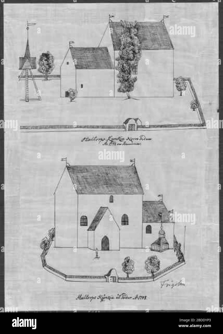 Helena Johansdotter (1677 - 1751) - Genealogy - Geni