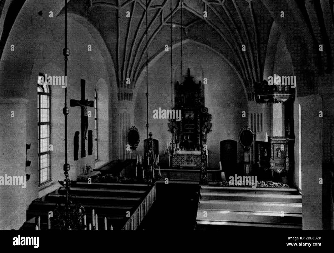 Hlsingtuna Church, Map, Church - Visit Glada Hudik