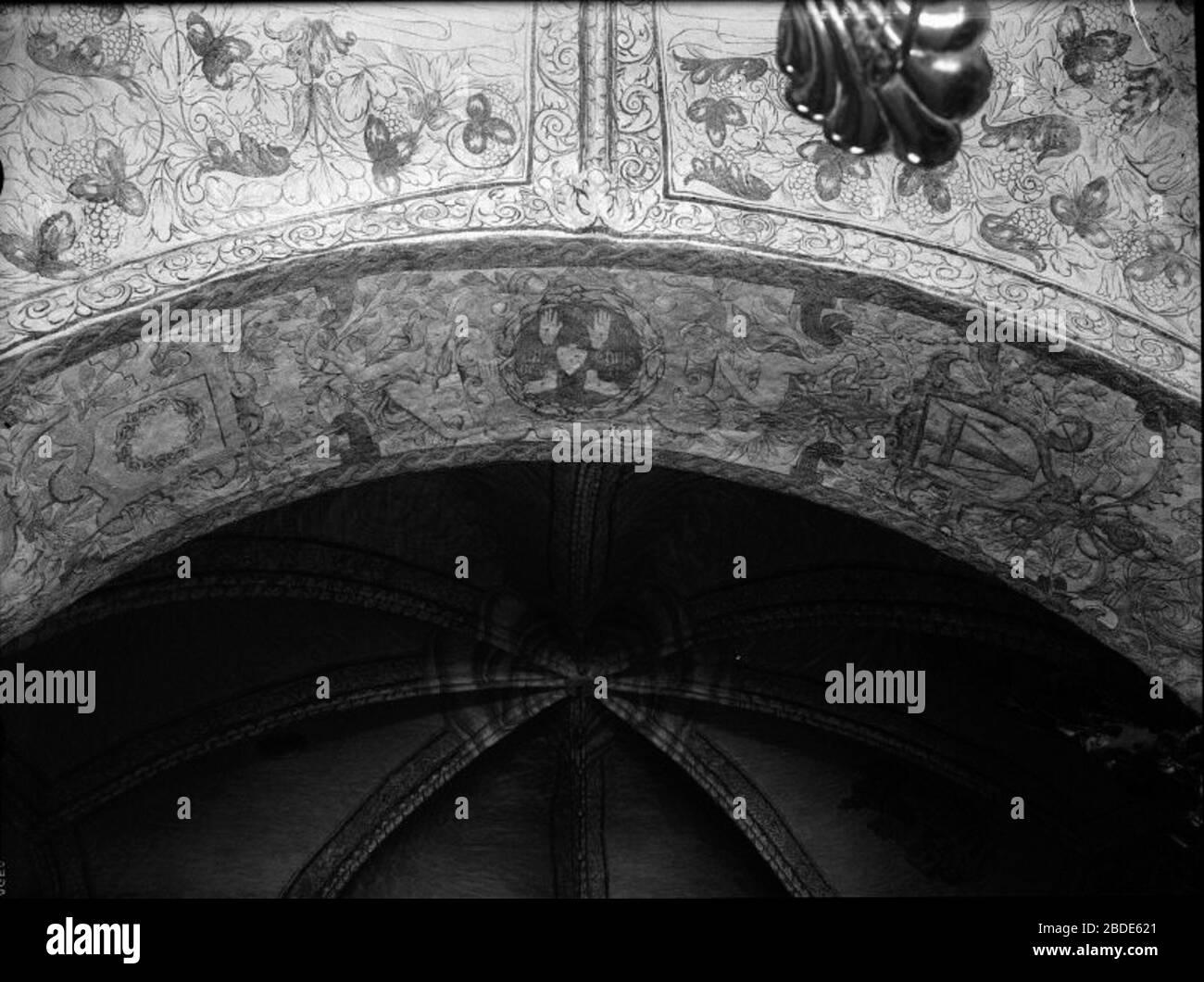 Heliga Korsets kyrka. - Kalmar lns museum / DigitaltMuseum