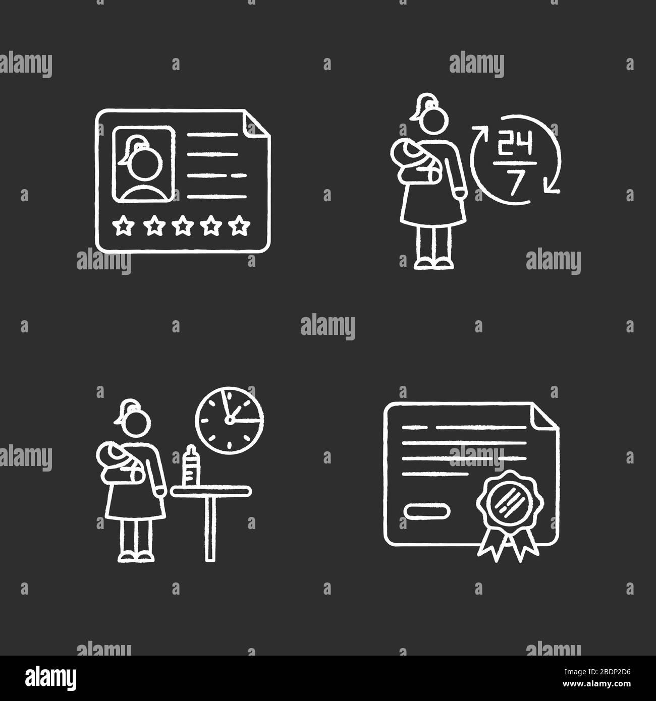 Free Babysitter Vector - Download Free Vectors, Clipart Graphics & Vector  Art