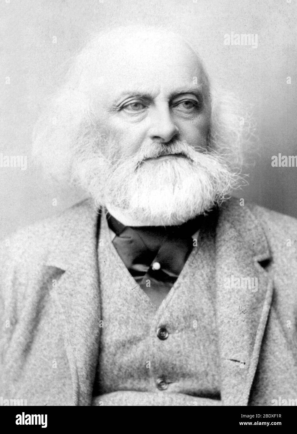Lewis Rutherfurd, American Astrophotographer Stock Photo