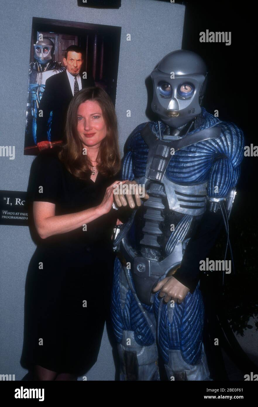 Santa Monica, California, USA 14th September 1995 Actress Annette O'Toole attends Star-Studded Luncheon to Launch 'The Outer Limits' in Syndication on September 14, 1995 at MGM Plaza in Santa Monica, California, USA. Photo by Barry King/Alamy Stock Photo Stock Photo