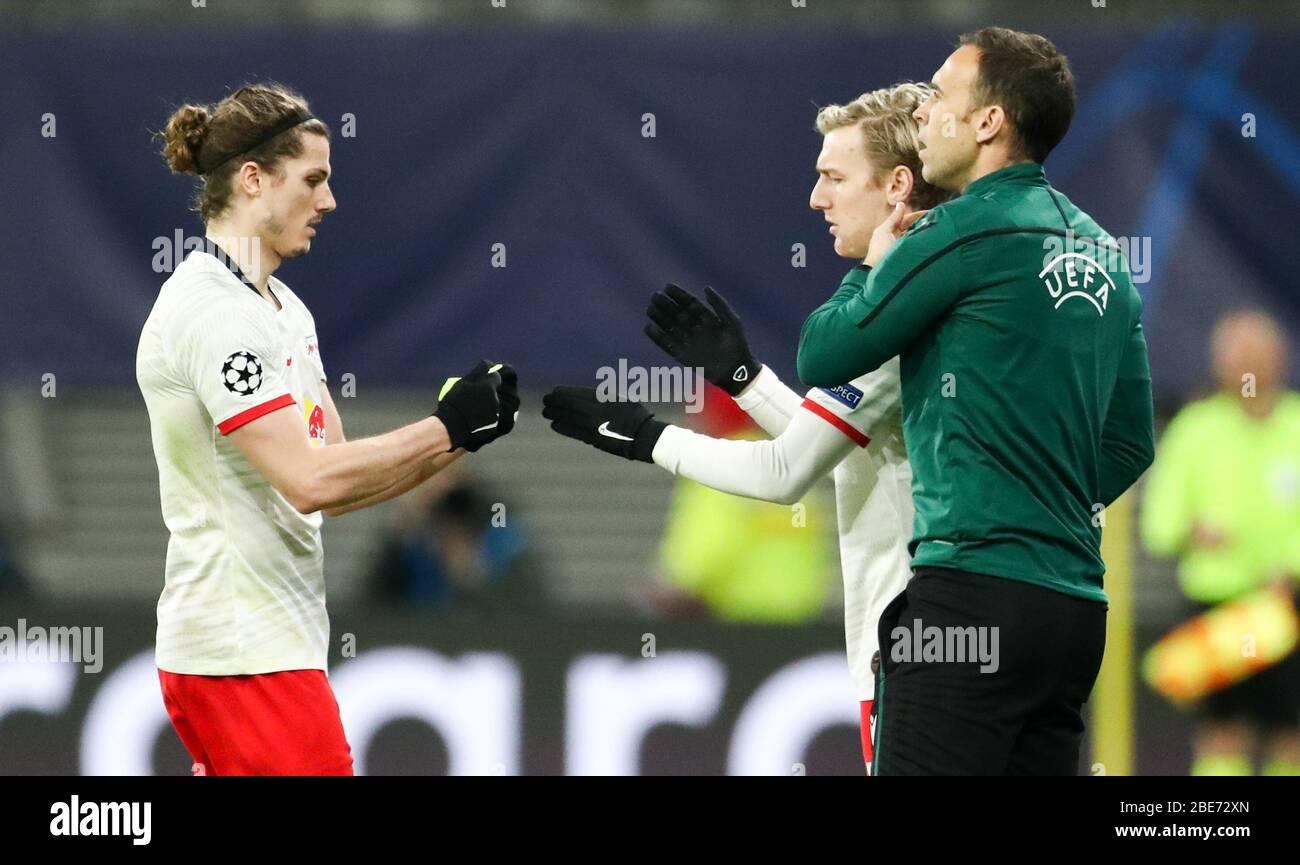 Leipzig Germany 10th Mar 2020 Football Champions League Round Of 16 Rb Leipzig Tottenham Hotspur In