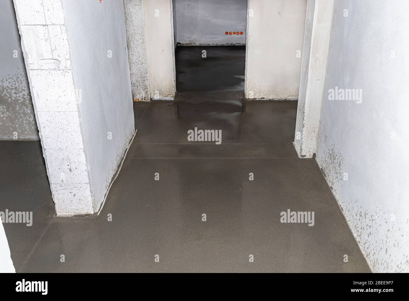 Floor Screed Stock Photos Floor Screed Stock Images Alamy