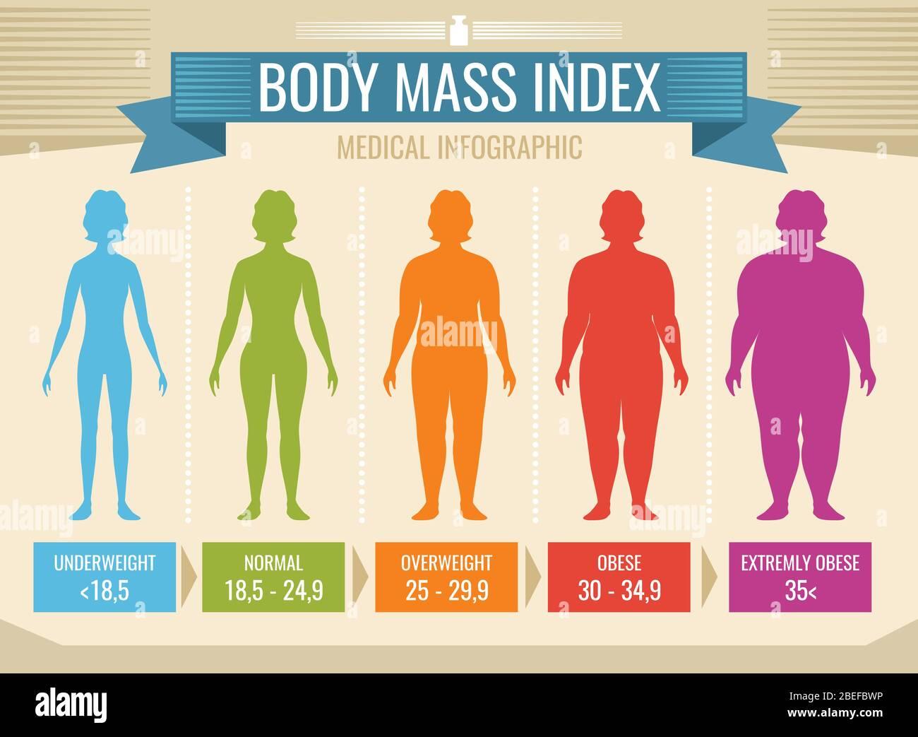 Female bmi 22 Adult BMI