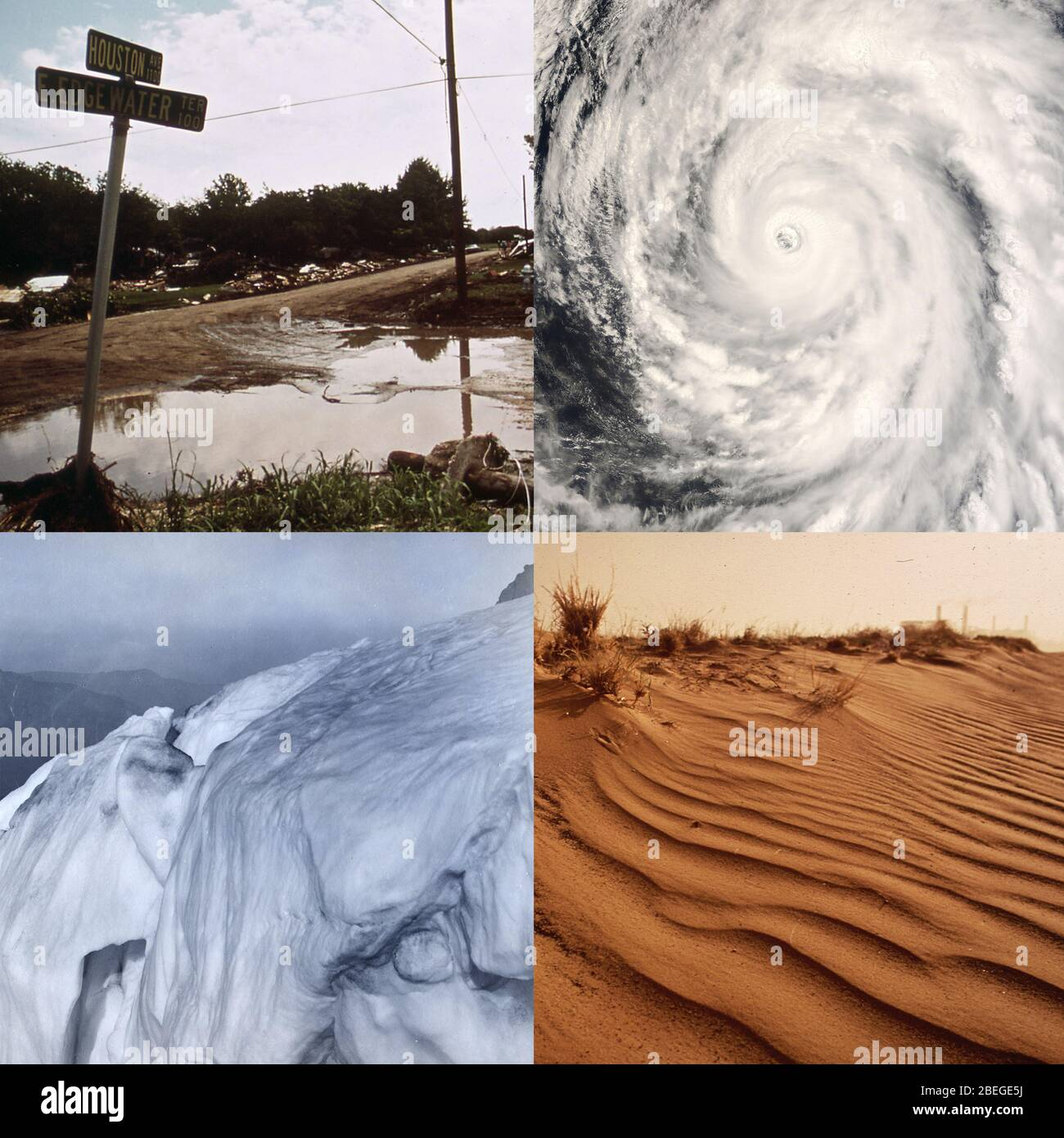Extreme Weather Due to Global Warming Stock Photo - Alamy