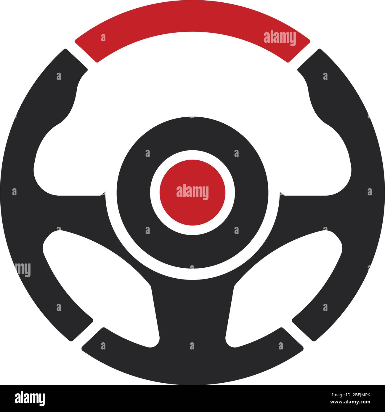 steering wheel vector image logo stock vector image art alamy alamy
