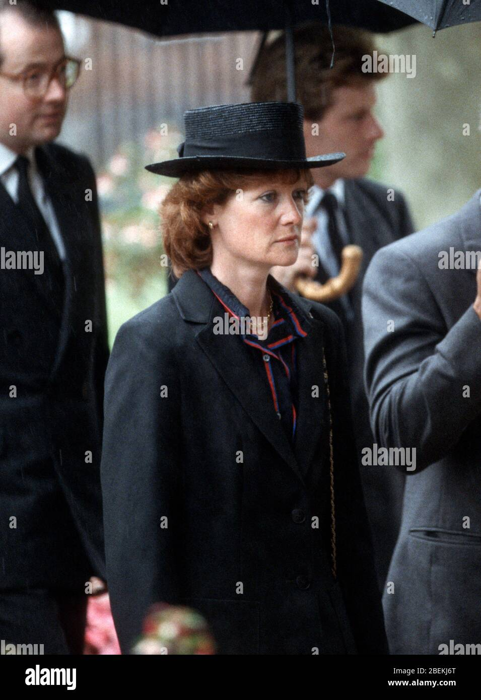 Lady Sarah Mccorquodale High Resolution Stock Photography and ...