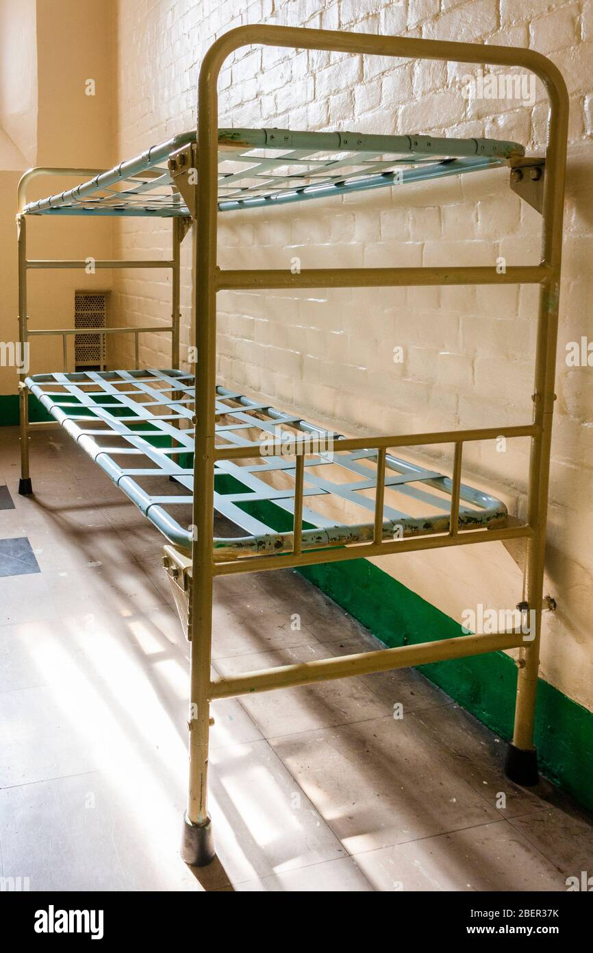 Picture of: Bunk Beds High Resolution Stock Photography And Images Alamy