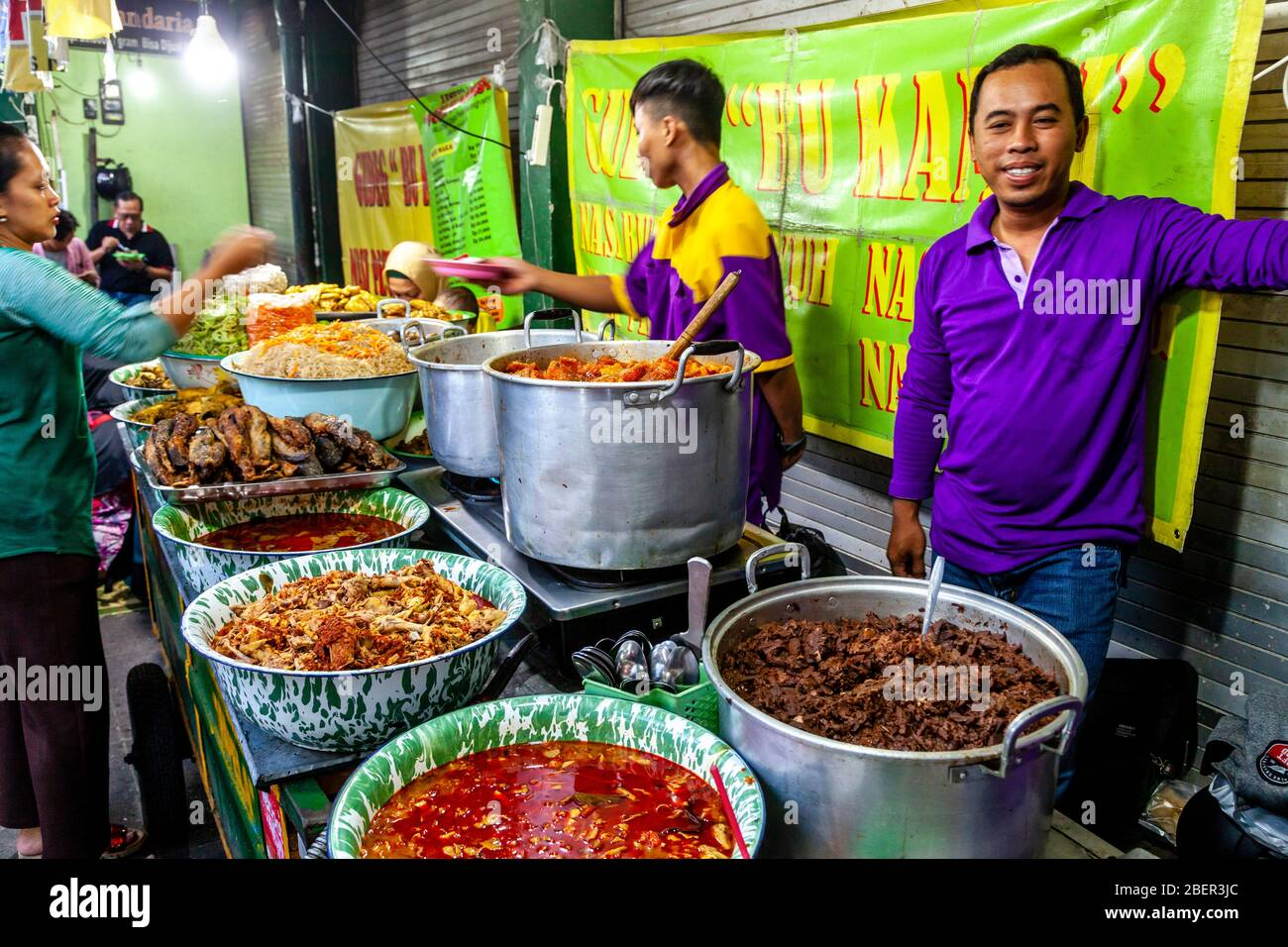 Indonesian Street Food Photography