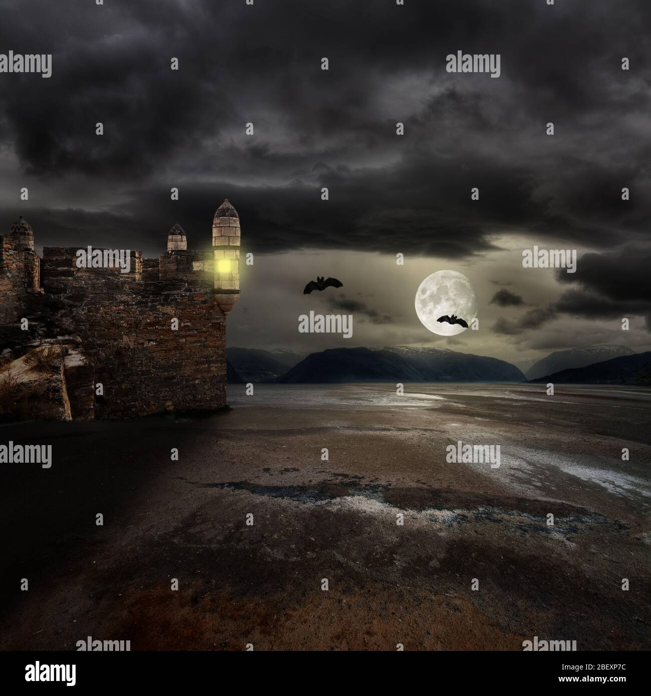 Moon Skull High Resolution Stock Photography And Images Alamy