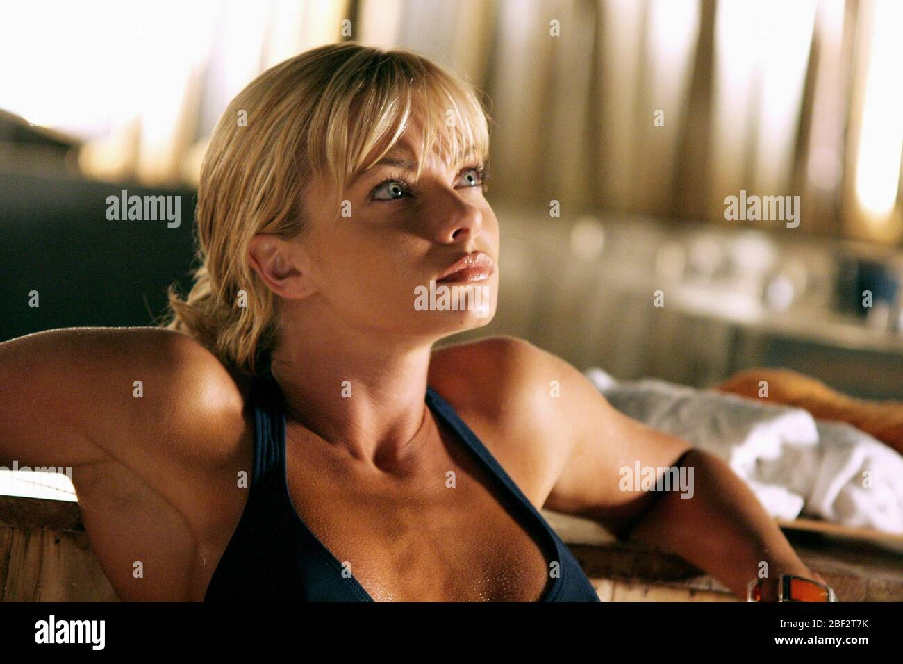 Jaime Pressly Doa Dead Alive High Resolution Stock Photography And
