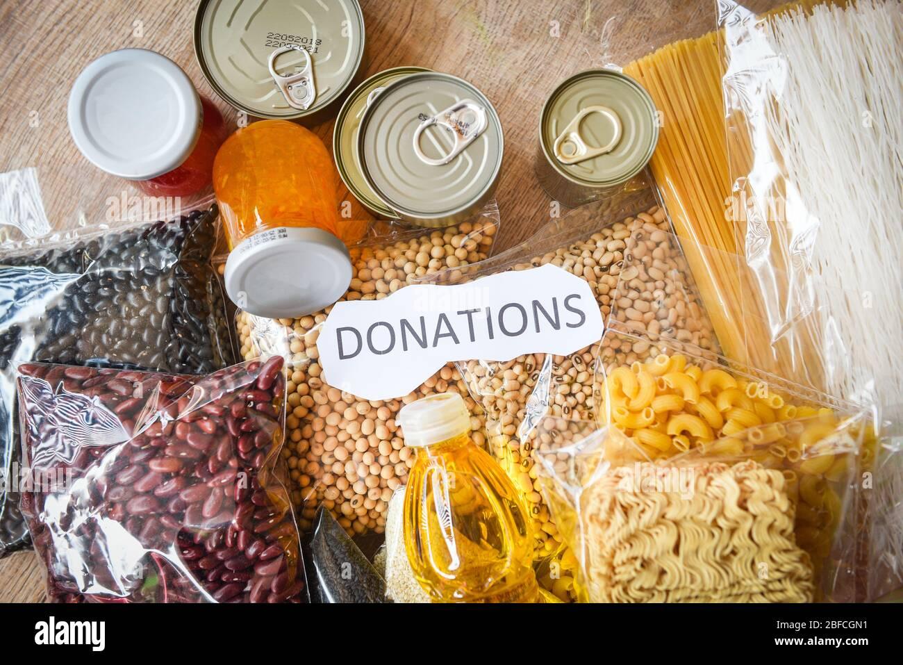 Where to Donate Canned Food Near Me: BusinessHAB.com