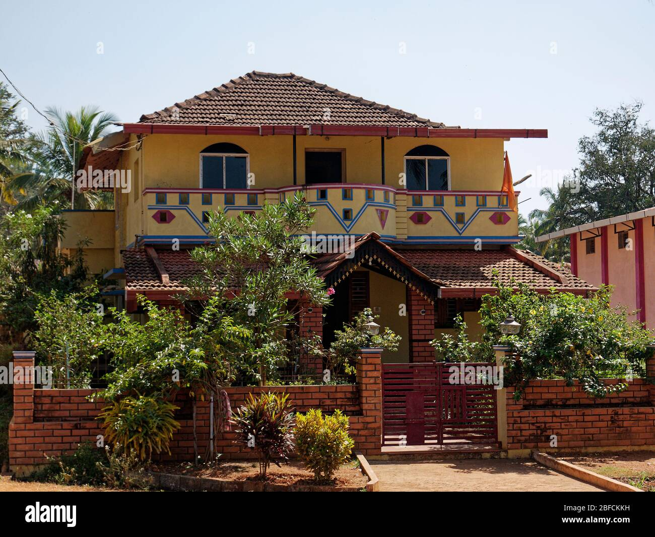 Tiled Roof House High Resolution Stock Photography And Images Alamy