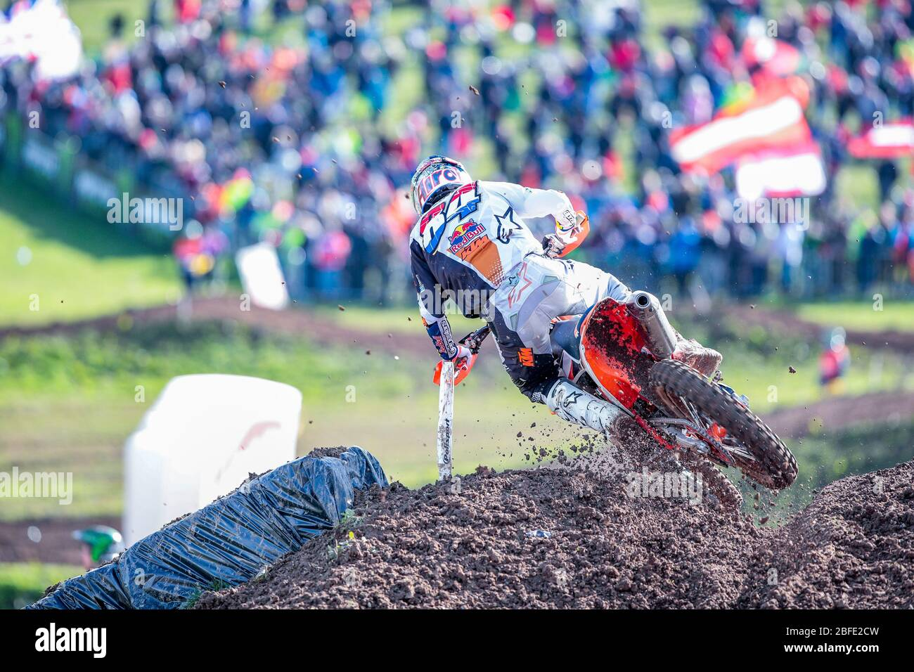 Winchester, Italy. 01st Mar, 2020. jeffrey herlings (hol) ktm factory racing classe mxgp during MXGP of Great Britain, Motocross in winchester, Italy, March 01 2020 Credit: Independent Photo Agency/Alamy Live News Stock Photo