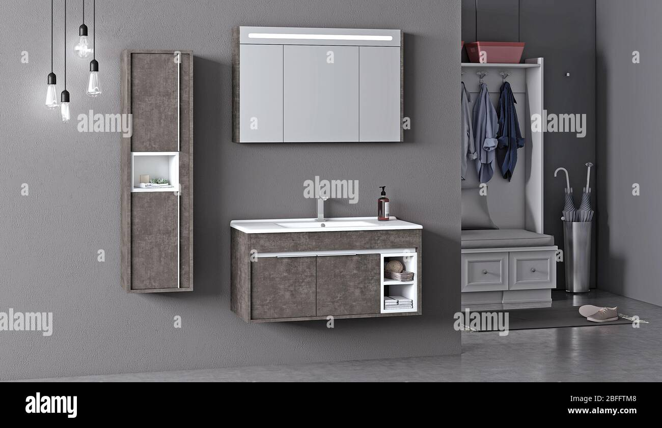 Amazing Bathroom Furniture And Accessories