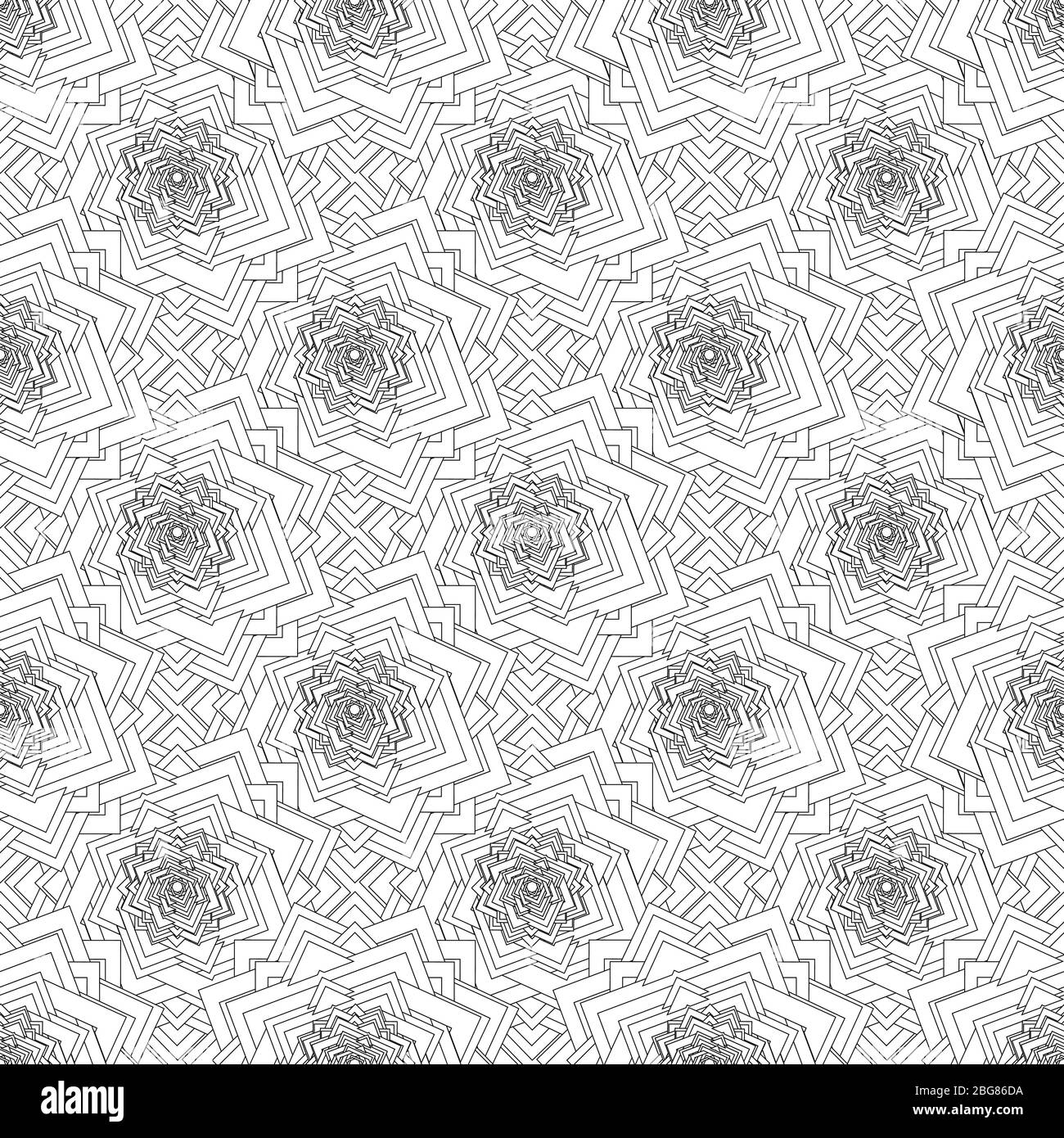 Abstract For Banner Design Floral Illustration Textile Design Texture Flower Seamless Background Beautiful Vector Pattern Stock Vector Image Art Alamy