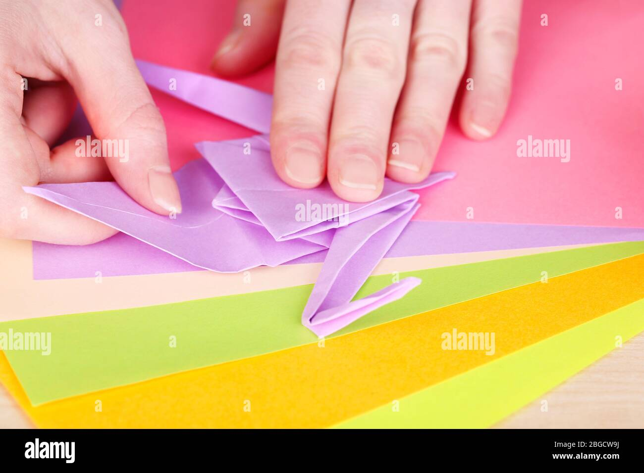 How to make a Paper Crane | Origami Crane (Folding Instructions ... | 956x1300