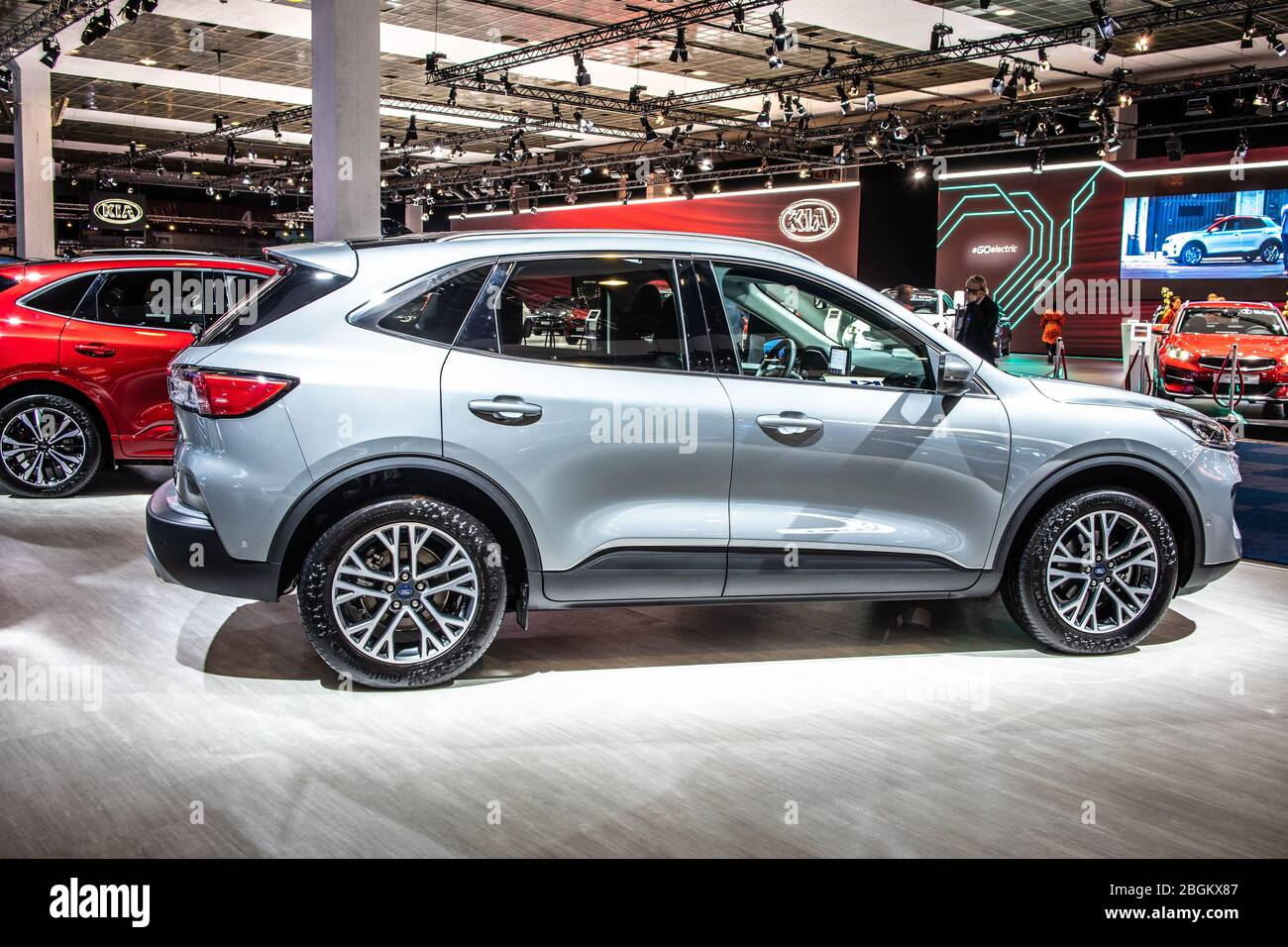 Ford Kuga High Resolution Stock Photography And Images Alamy