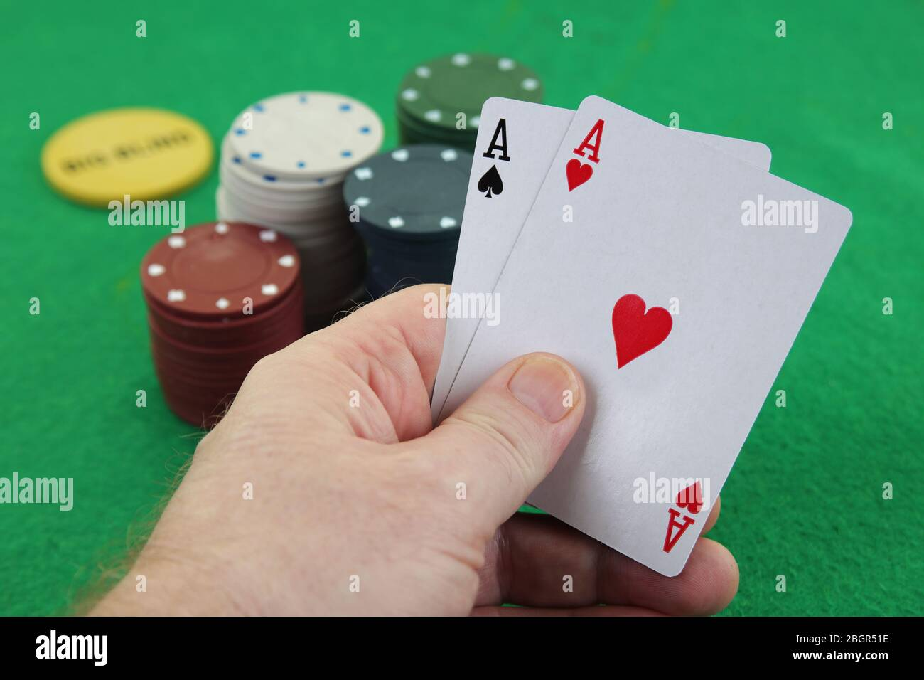 Texas Holdem Poker High Resolution Stock Photography And Images Alamy