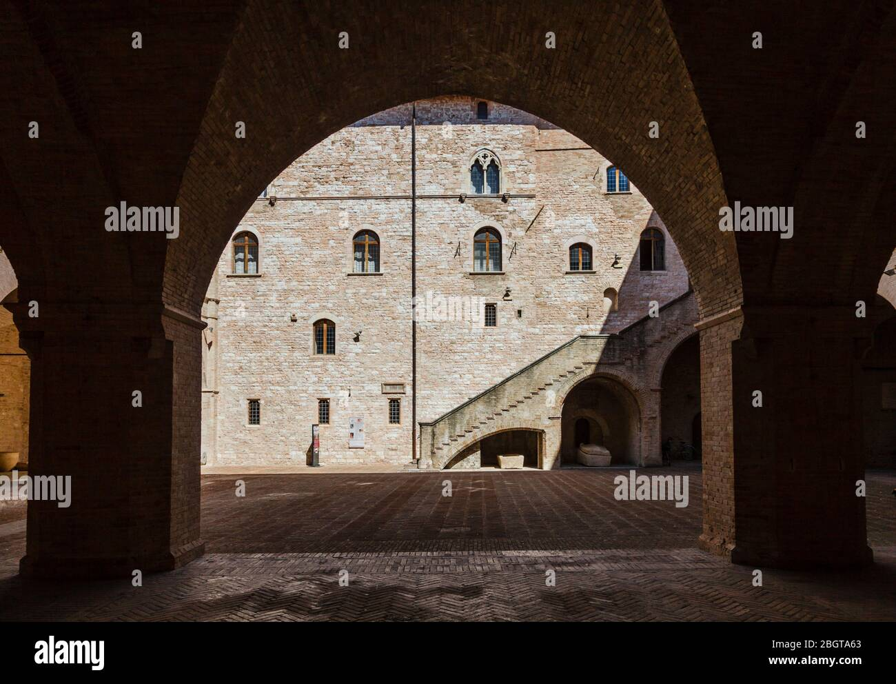 Foligno, Umbria, Italy Stock Photo