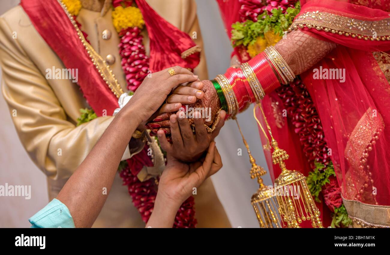 South Indian Wedding High Resolution Stock Photography And Images Alamy